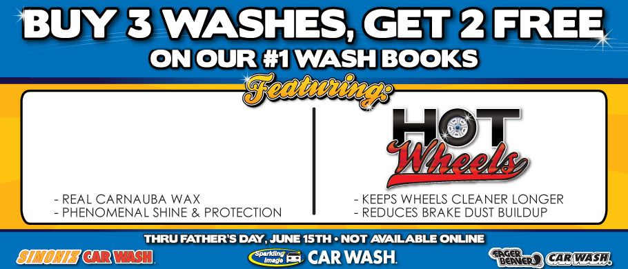 Simoniz Car Wash Car Wash Package Will Be Given Away This
