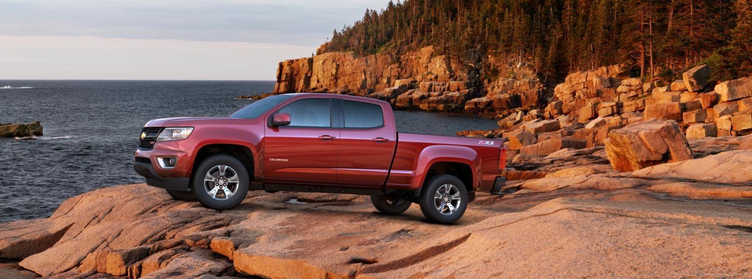 2017 Colorado Small Truck Http Www Santafechevroletcadillac Available