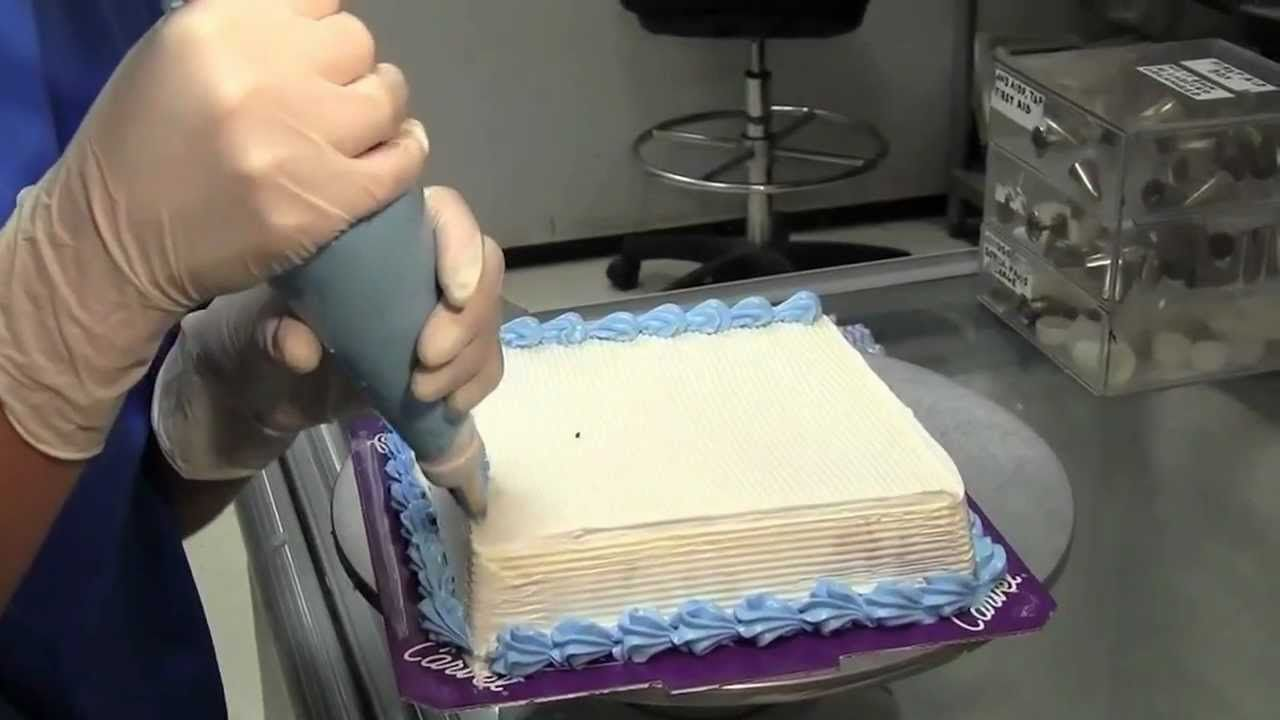 Creating a carvel cake youtube carvel cakes