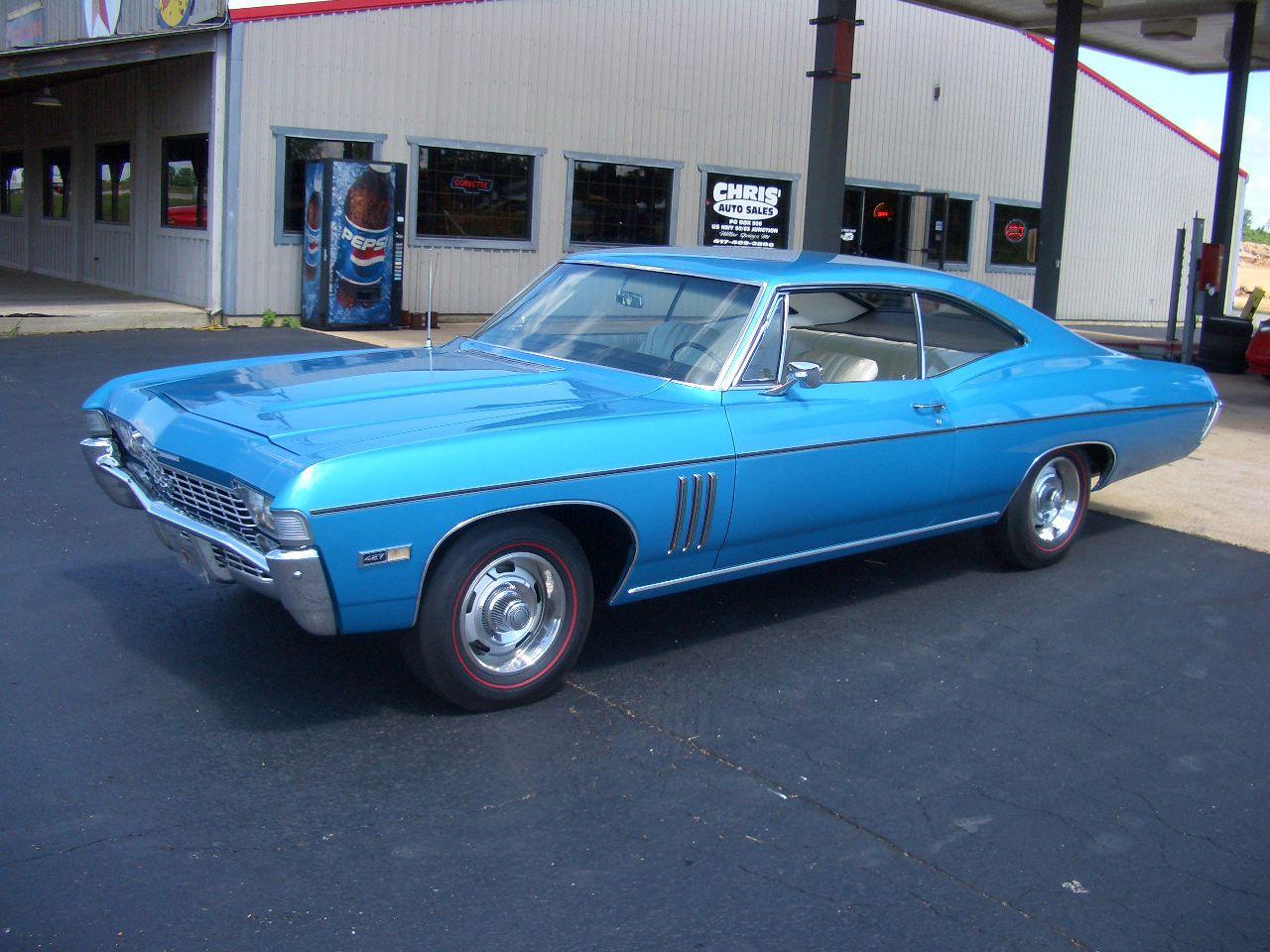 1968 Impala SS427