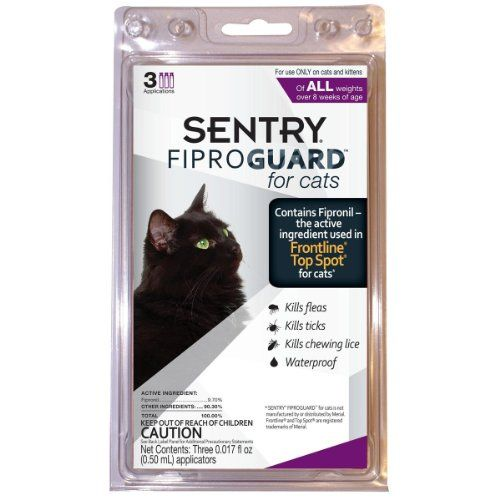 3ct Dogcat Fiproguard Find Out More About The Great Product At The Image Link This Is An Affiliate Link Catfleatickcontrol Cat Fleas Flea And Tick Fleas