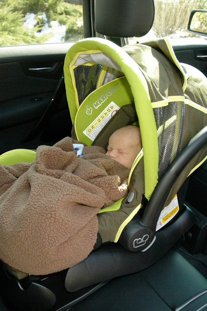 Confirmed This Is The Safest Place To Install Your Kid S Car Seat