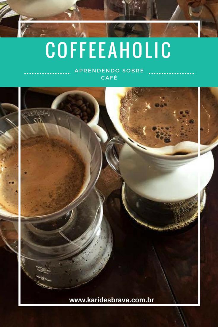 #Experiências de Viagem: Curso em cafeteria de Copacabana ensina curiosidades sobre o café, a bebida mais consumida do mudo.