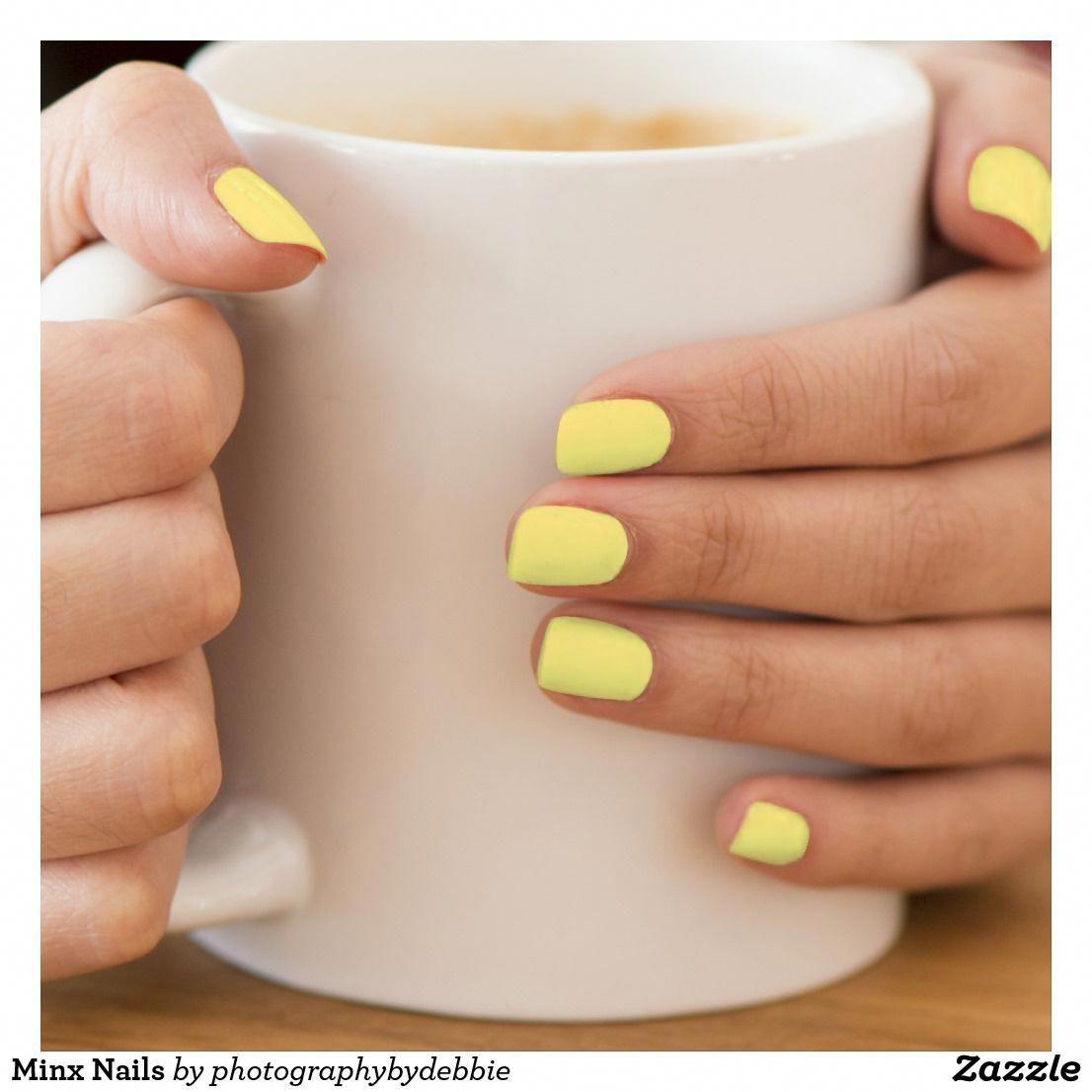 Minx Nails Minx Nail Wraps | Zazzle.com
