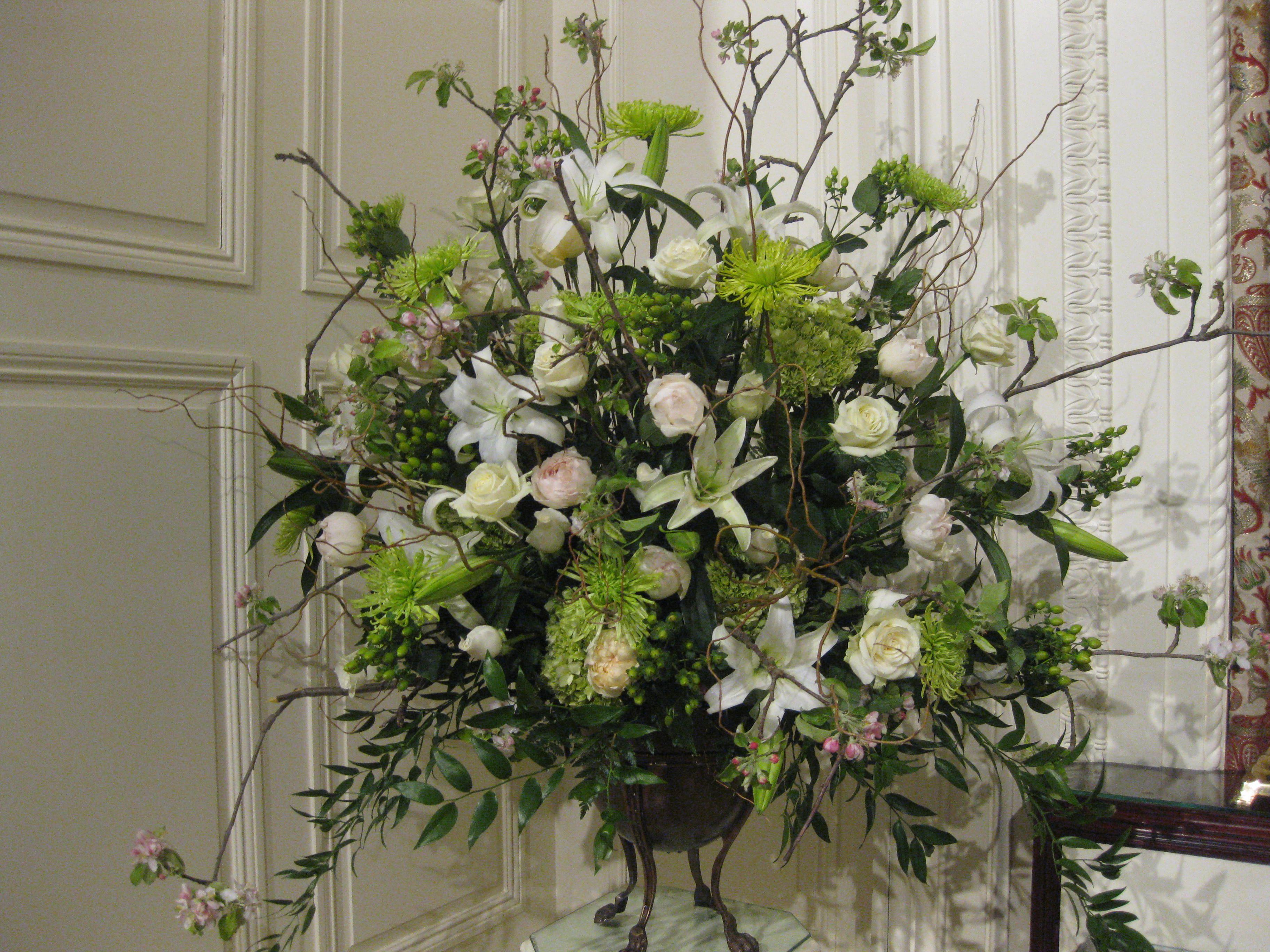 Ceremony Flowers By Twigs In Greenville Sc Flower Delivery Ceremony Flowers Order Flowers Online