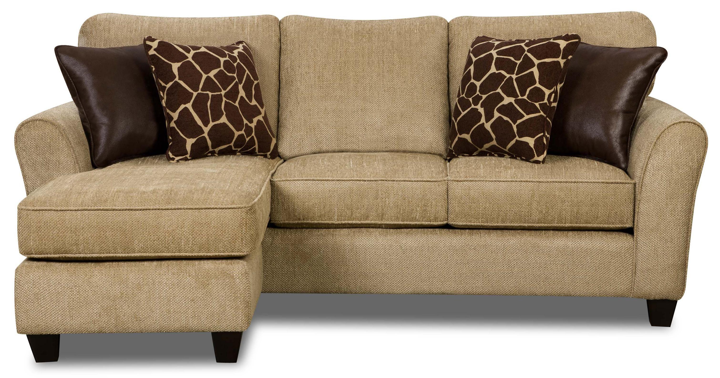 4808 Chofa Sofa Chaise by Fusion Furniture