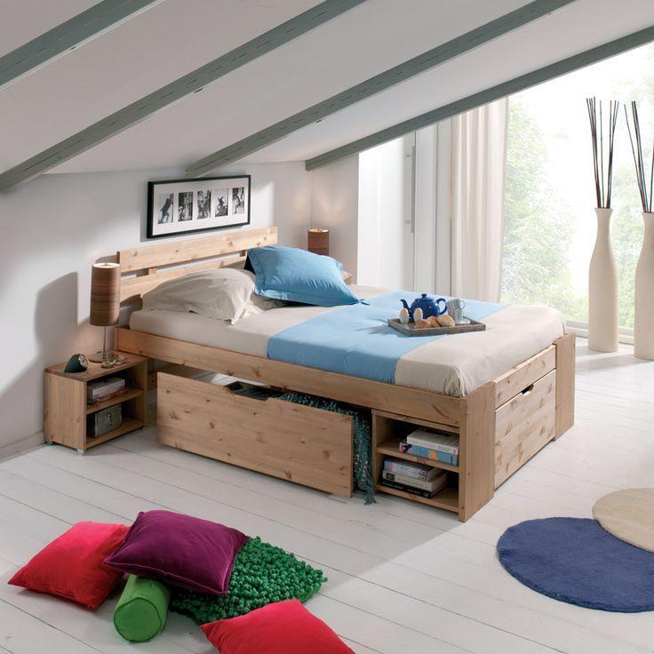 resultat de recherche d images pour lit double avec rangement