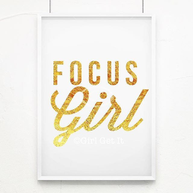 """Only when your consciousness is totally focused on the moment you are in can you receive whatever gift, lesson, or delight that moment has to offer."" ~ Barbara De Angelis **********************What are you focused on this #humpday? How can you fine tune your attention to finish the week strong? #girlgetit #instabusiness #startup #entrepreneur #femaleentrepreneur #womenpreneur #womenownedbusiness #womenempoweringwomen #womeninbusiness #womentrepreneurs #empoweringwomen #ladyboss #girlboss…"