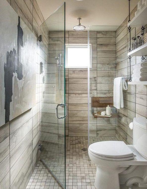 Beautiful Decoracion Baño Con Ducha Rustico