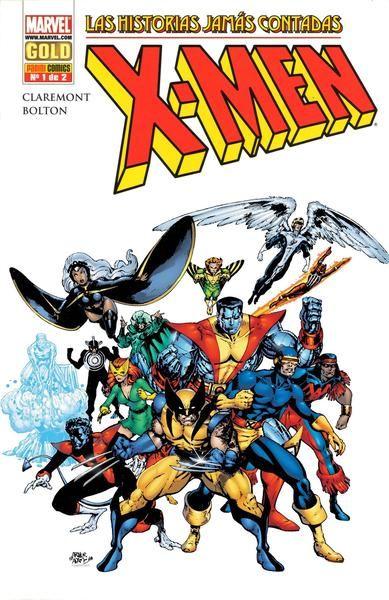 Classic X-Men - Las Historias Jamás Contadas | Marvel Gold |...