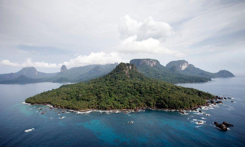 São Tomé & Príncipe a travel adventure that's great