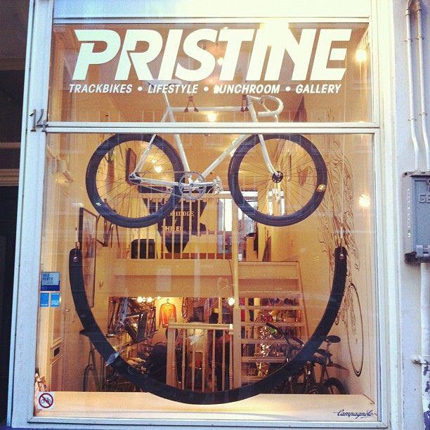 Pristine X Baster Make People Happy In 2020 Bike Store Shop