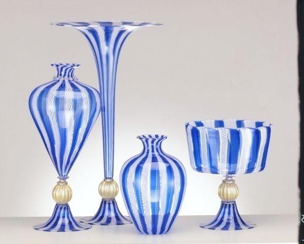 Hand Blown Glass Bowls Custom Made Hand Blown Glass Vases Art