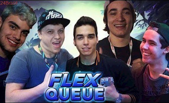 Flex Queue com aXt, Jovirone, Yetz e MixRJ