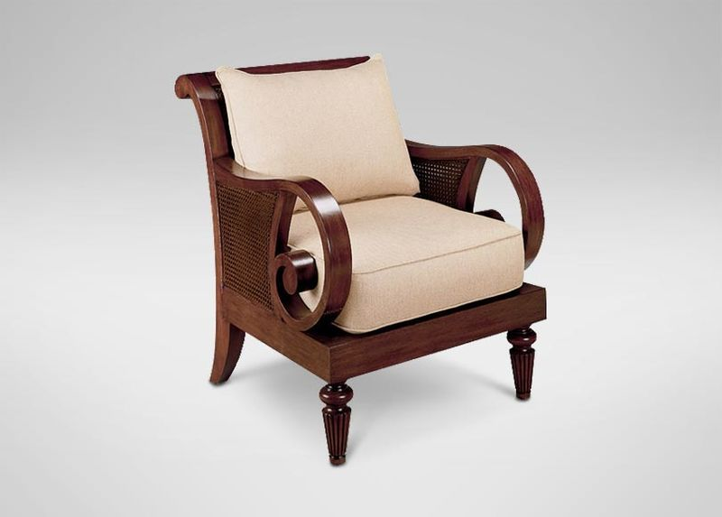 Berwick Chair Ethan Allen British Colonial Decor Colonial