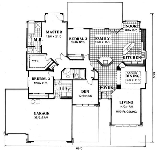 Perfect Feng Shui Design House Plans