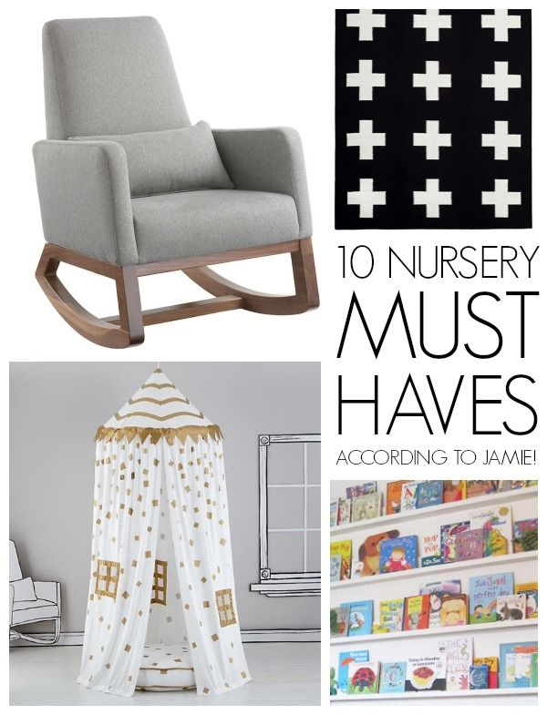 10 Nursery Must Haves Nancy Swanson This Is Actually The Crib I Had When Was A Baby And On My List We Get One