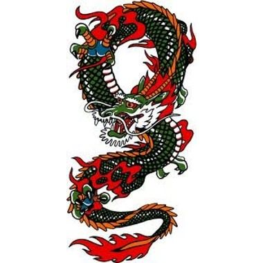 Traditional Chinese Dragon Tattoo Here My Find Your Tattoos I Love