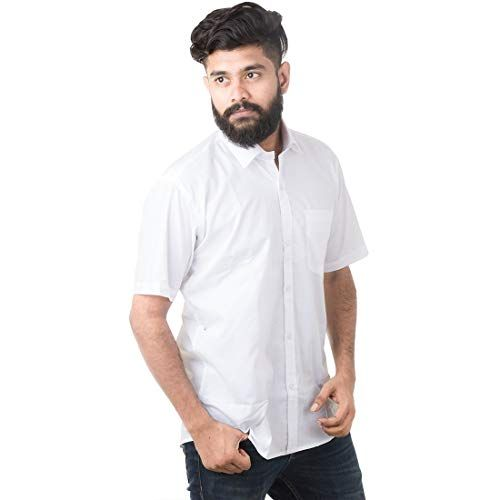 6c103f037a Black Bee Half Sleeve Slim fit Plain Casual Shirt for Men #priceonline  #price #