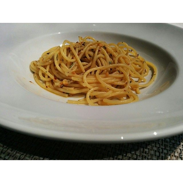 #spaghetti goodness #italian #lunch #noodles #eatingout