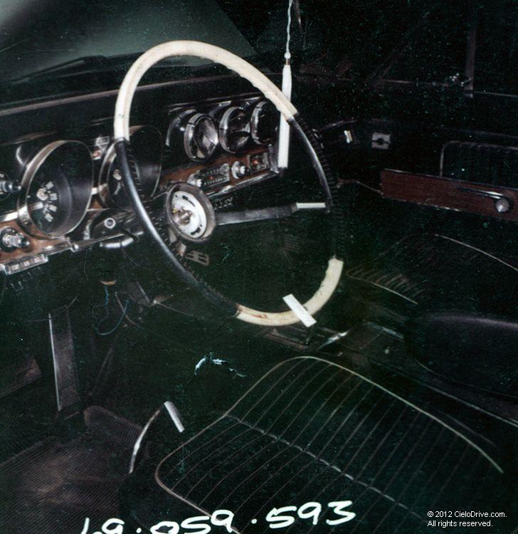 steven parents rambler steering wheel charles manson