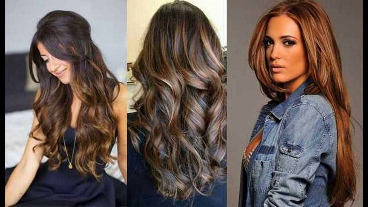 Caramel Brown Hair Color For Morena Best Hair Color With Highlights Check More At Http Www Fitnur Hair Inspiration Color Hair Highlights Hair Color Caramel