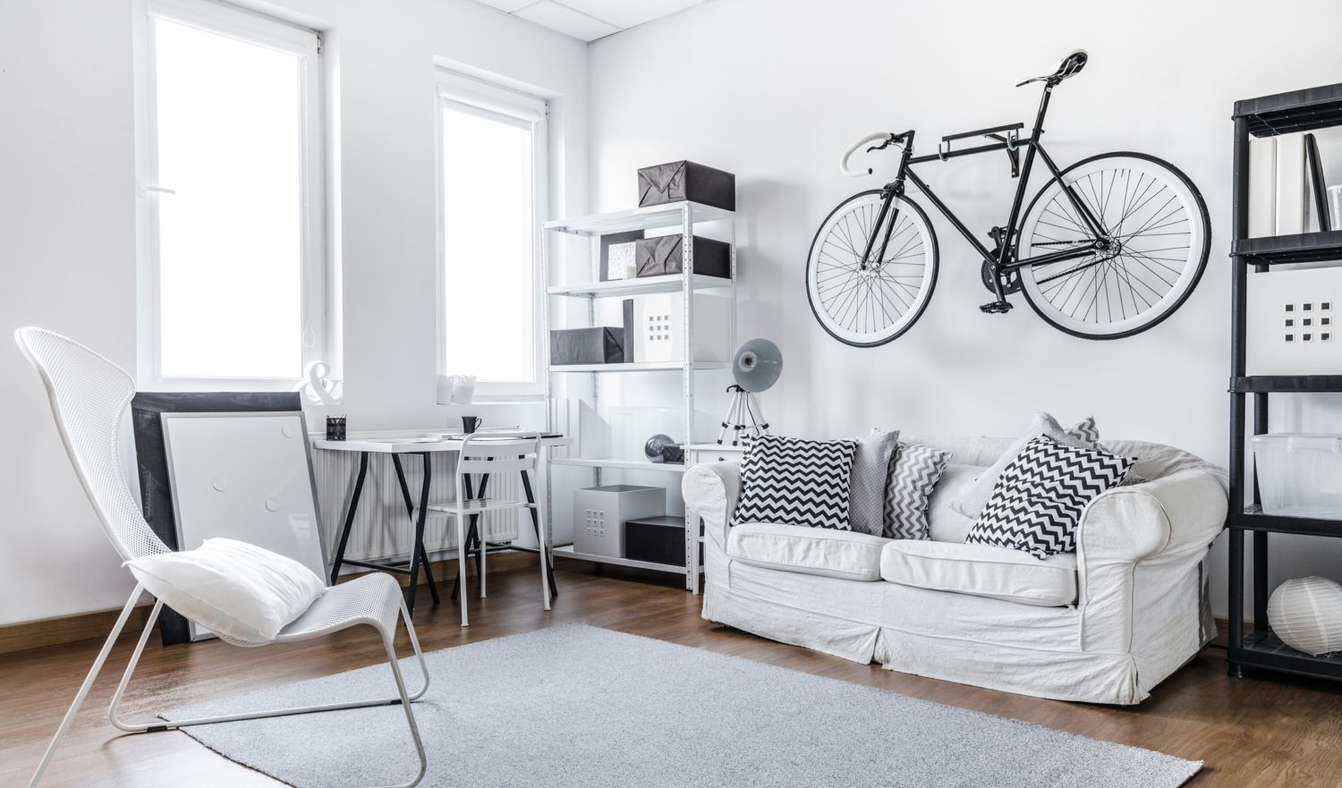 Amp Up Your Spare Square Footage