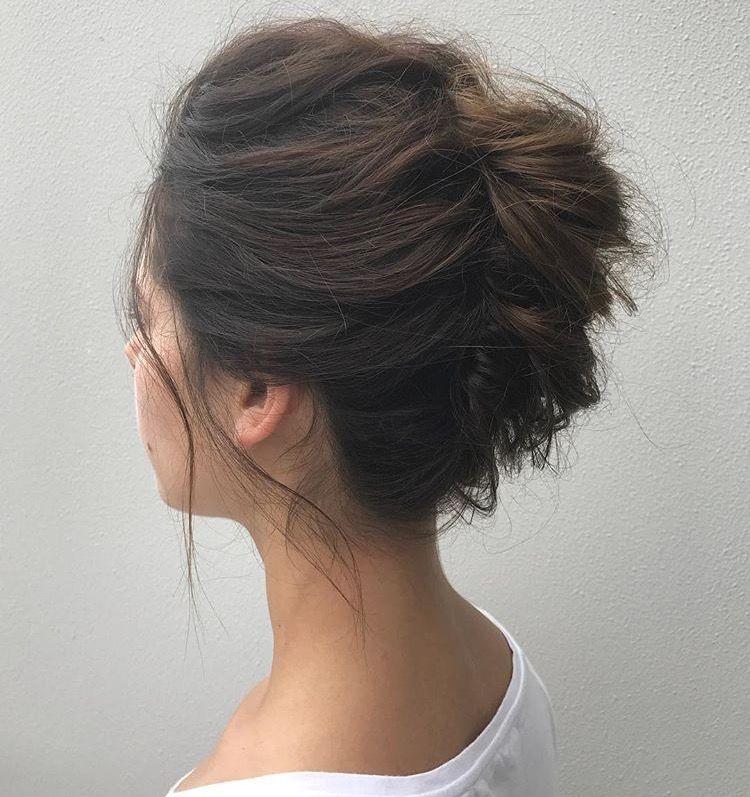 French Roll Crystal Merit Hair Pinterest Hair Styles Roll