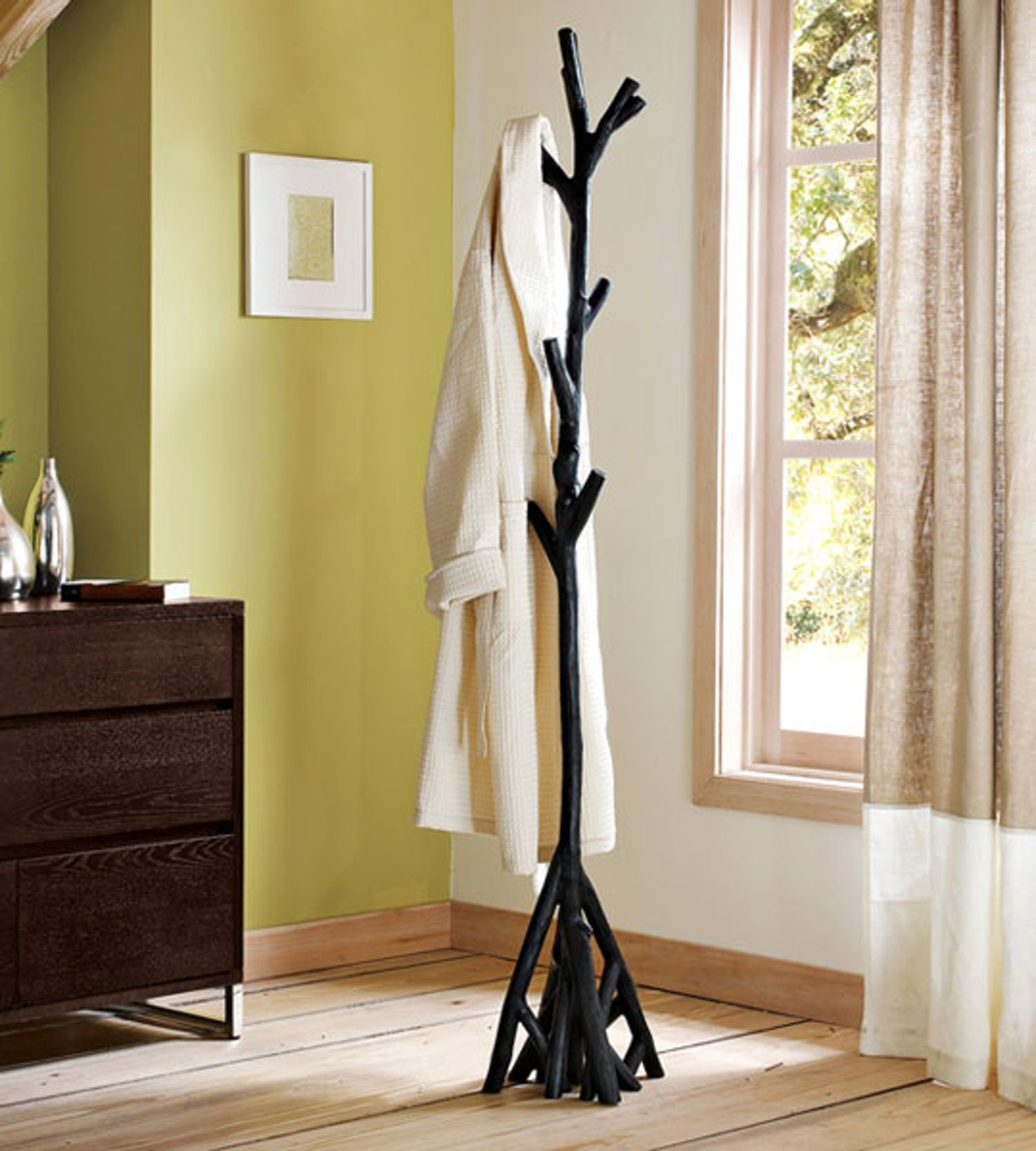 Tree Coat Rack from West Elm | Tree coat rack, Coat racks and ...