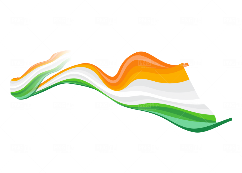 Indian Tricolor Flag Png Free Download Photo 665 Pngfile Net Free Png Images Download In 2020 Tri Color Tricolour Flag Png