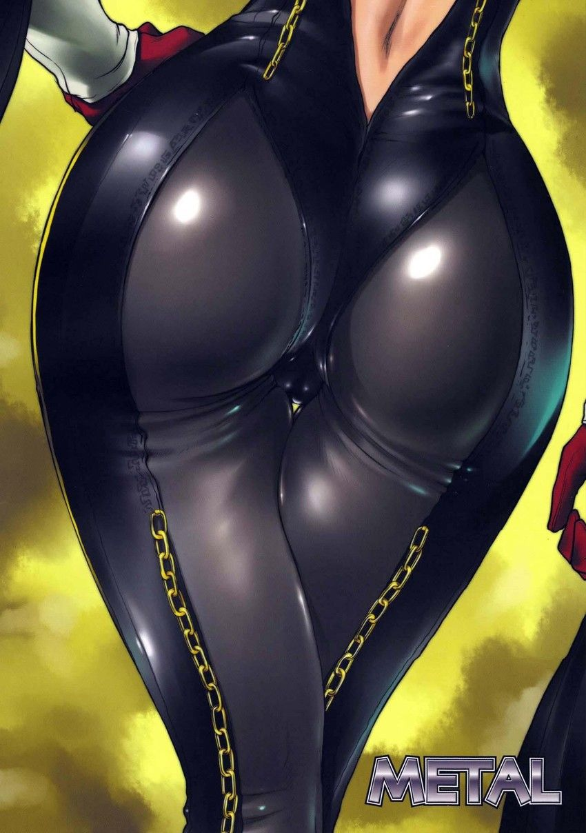 Bayonetta Hentai pin on character design