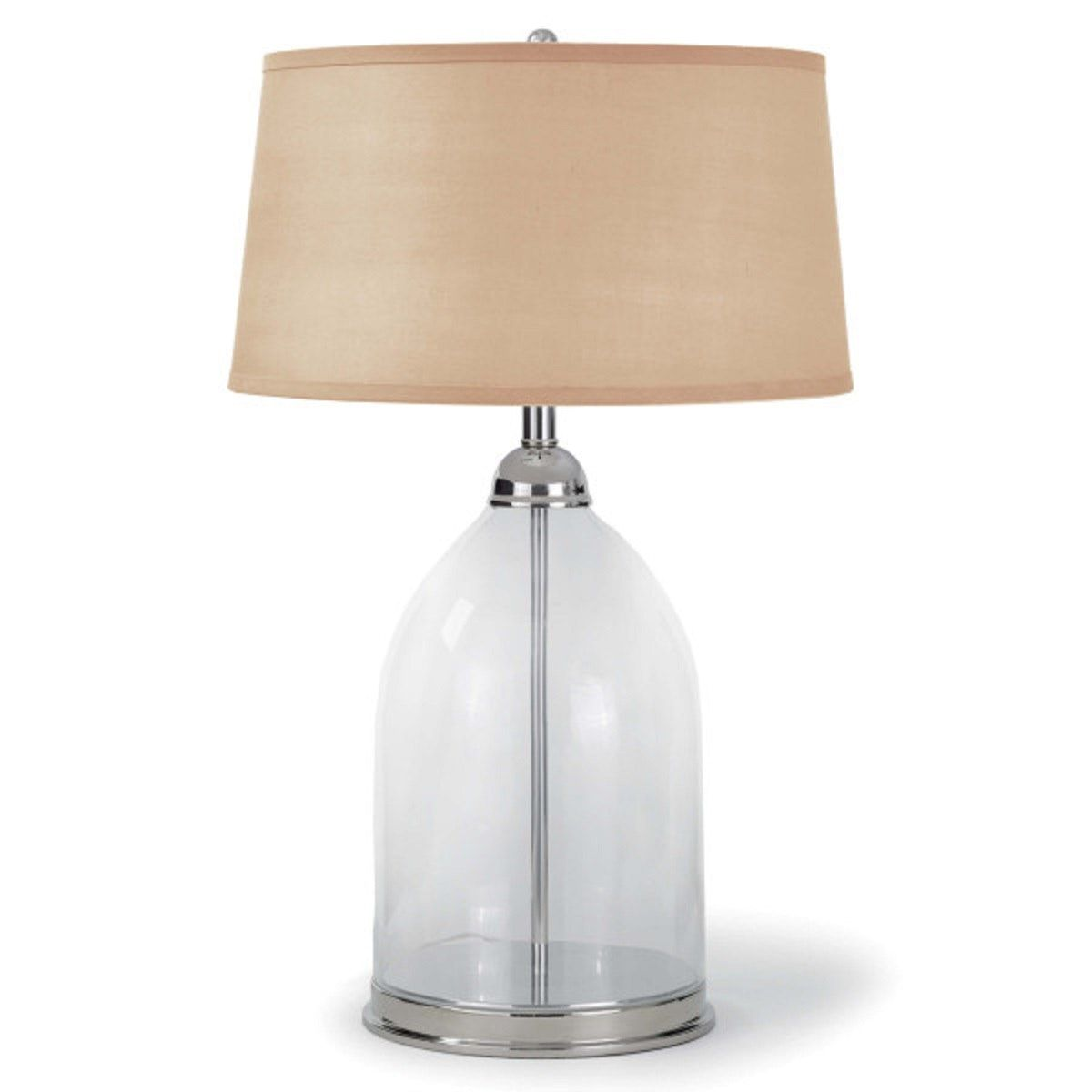 Glass Bell Jar Lamp With Images Lamp