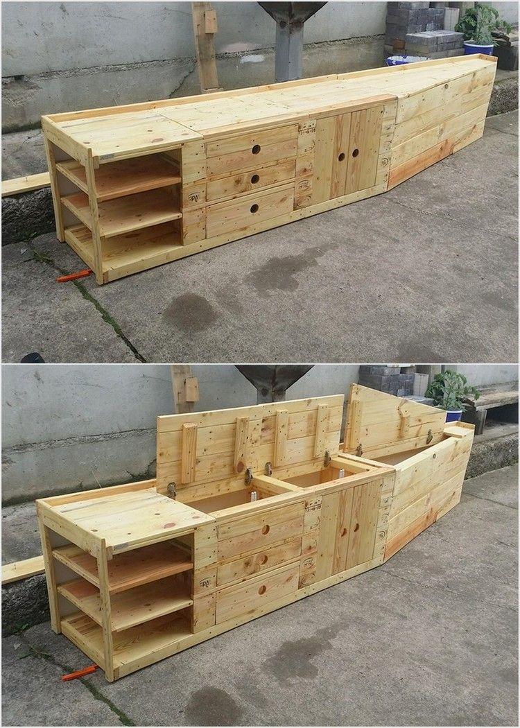 pallet crate furniture. Brilliant Crate DIY Furniture  Wood Pallet Project Throughout Crate Furniture