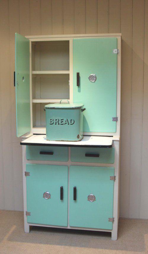 1930s Easiwork Kitchen Cabinet | Kitchen cabinet styles ...