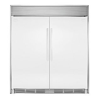 Our Kenmore Elite Built In Refrigerator