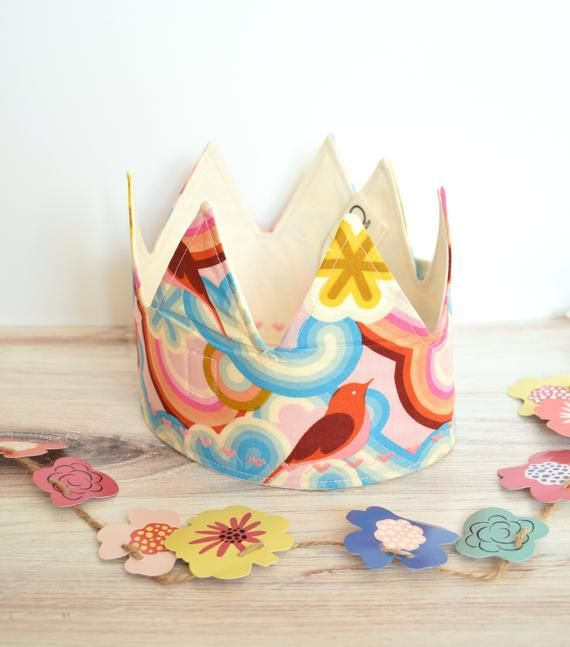 Photo of Pink First Birthday Crown, First Birthday Outfit, Photo Props for Kids, Kids Photo shoot, Props of F