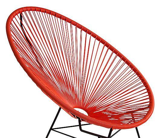 Cadeira Acapulco - Laranja