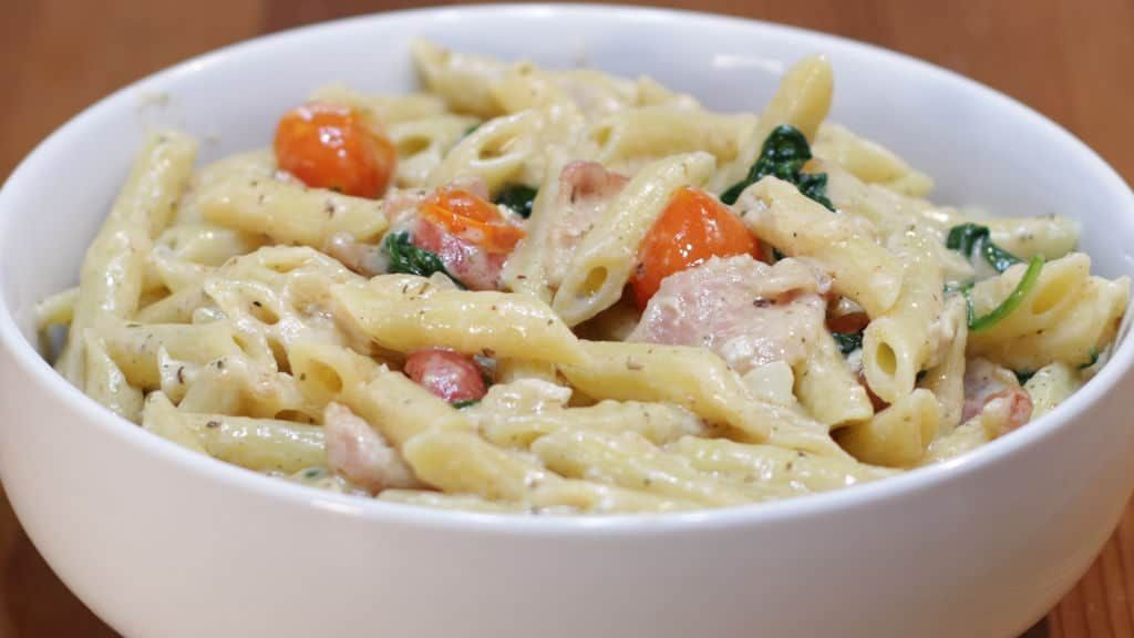 white pasta sauce recipe white sauce pasta pasta sauce recipes pasta on hebbar s kitchen white sauce pasta id=32141