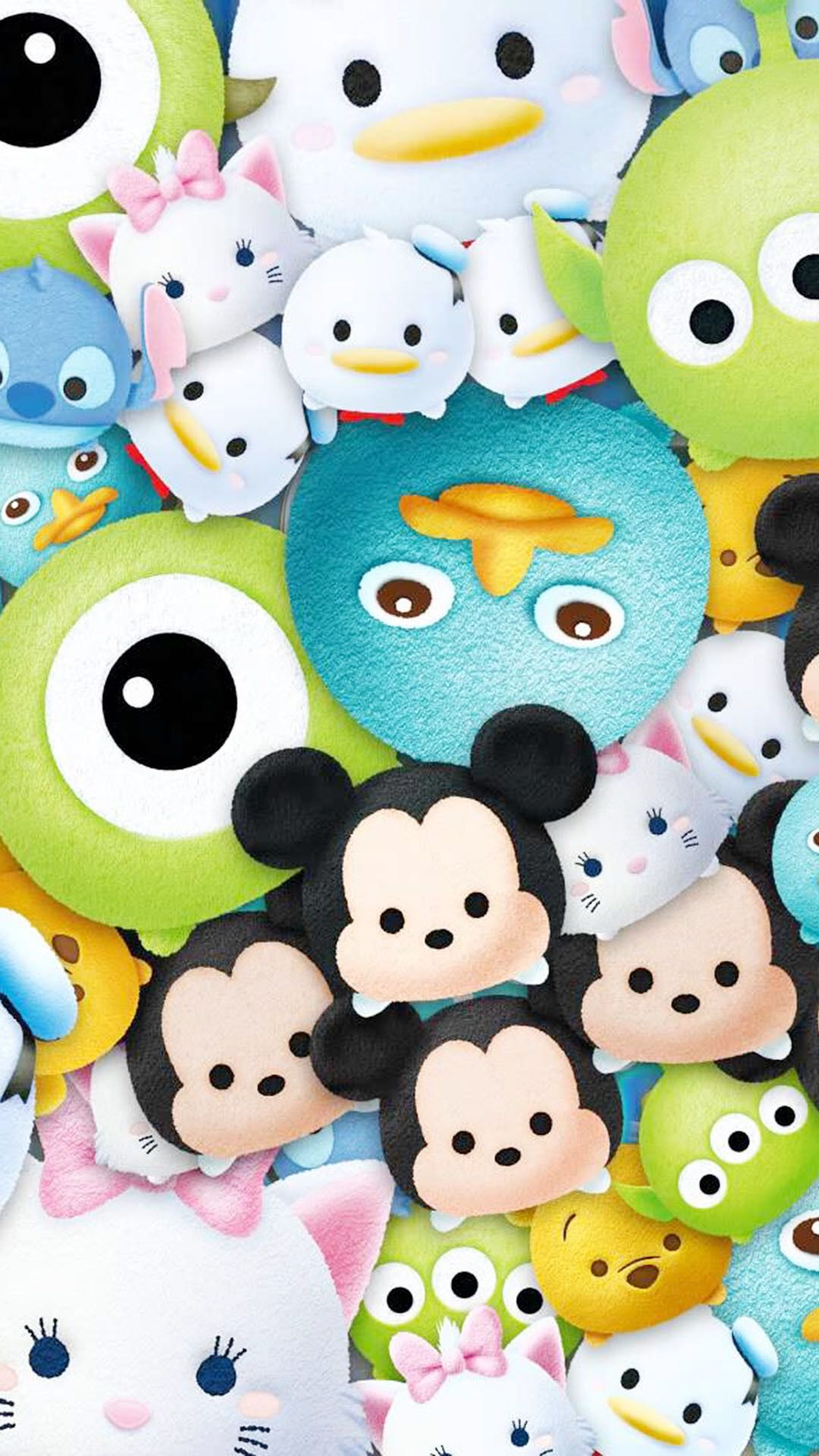 Pin by diana huet on wallpapers (With images) Tsum tsum