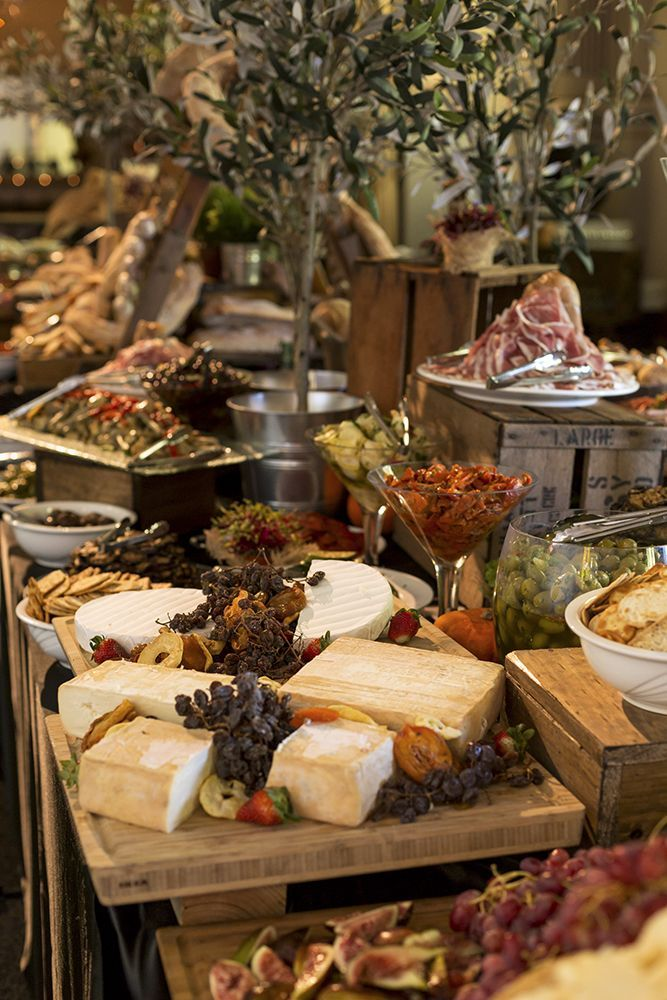 Pin by Identity Crisis  Angie VanDaele on Charcuterie in 2019  CateringIdeen Hochzeitsessen
