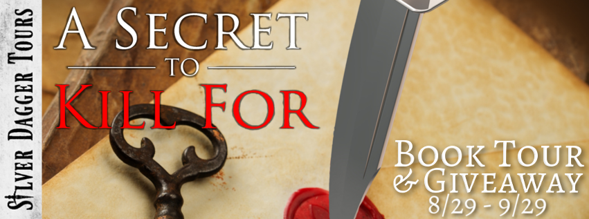 A Secret To Kill For Book Blast and Giveaway | Contest | Secrets