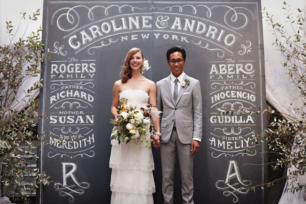 Andrio and Caroline by Dana Tanamachi