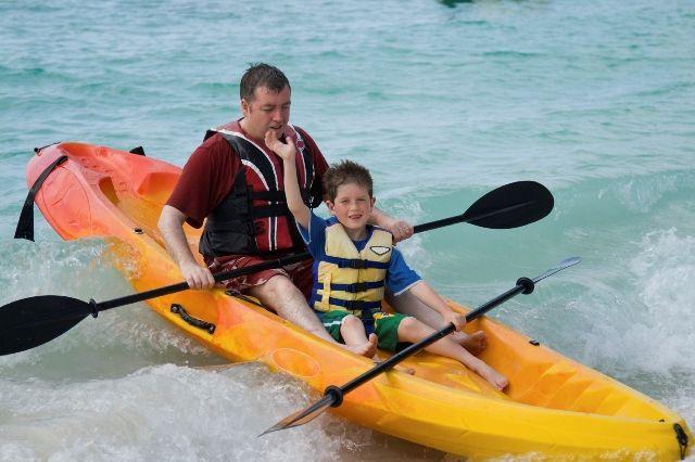 Family Kayak Tours In San Diego Kayak The La Jolla Sea