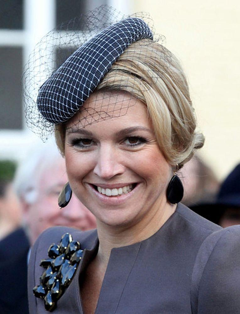 ~~~ ORGINAL~~~ POSTKARTE ~~~  Königin Maxima aus den Niederlanden
