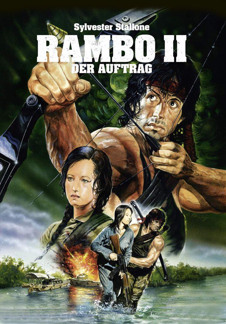 Rambo 2 | Affiche cinéma, Cinéma, Affiche film