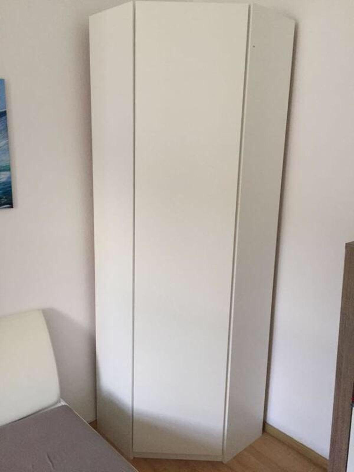 Pax Eckelement In 2020 Kleiderschrank Fur Dachschrage Home Design Ikea
