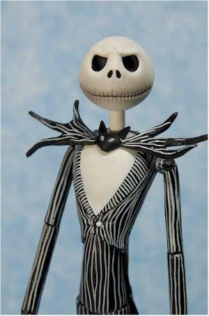 Jack Skellington | Day of the Dead/Vintage Halloween | Pinterest ...