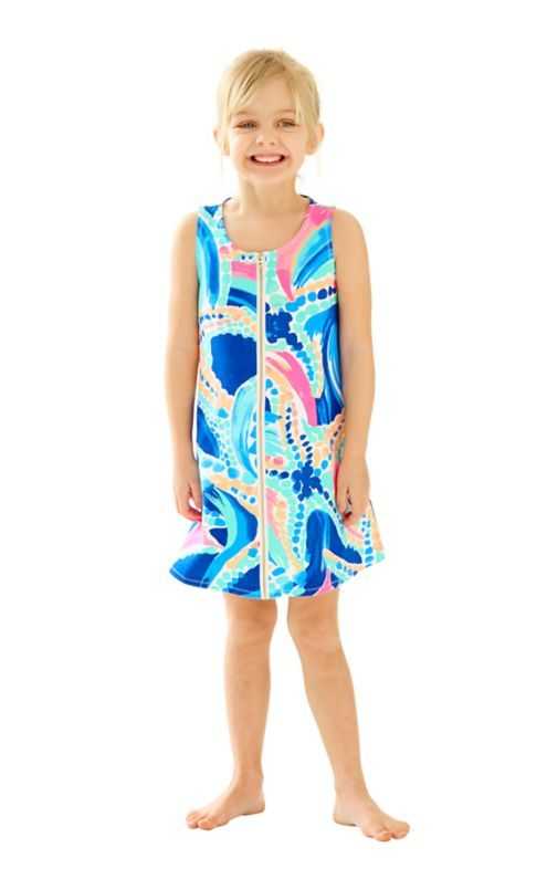 dae751e2b45 The Camryn Dress is a fit and flare dress that will look great when your  little…