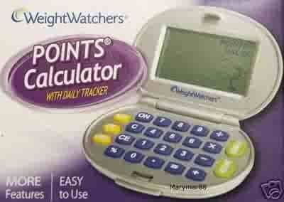 Weight watchers points calculator – points plus & propoints.