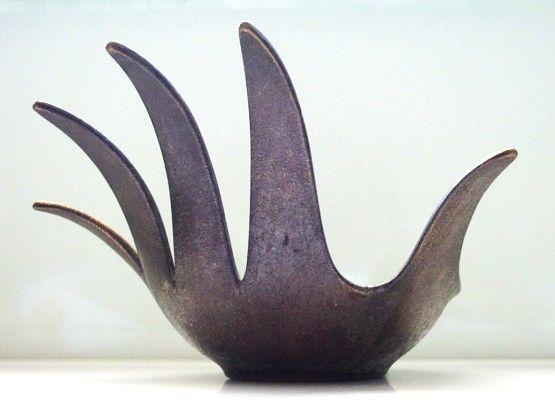 Walter Bosse Brass Hand Tray